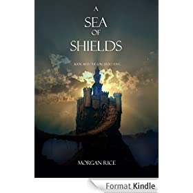 A Sea of Shields (Book #10 in the Sorcerer's Ring) (English Edition)