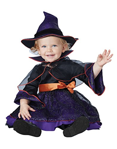 California Costumes baby-girls Infant Hocus Pocus Witch Costume