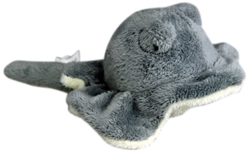 Purr-Fection Lazer Bouncy Buddy Stingray Plush - 1