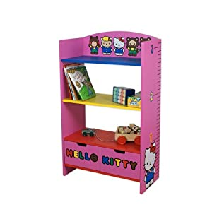 Hello Kitty® Measure-me Bookcase from Najarian Furniture Co.,Inc.