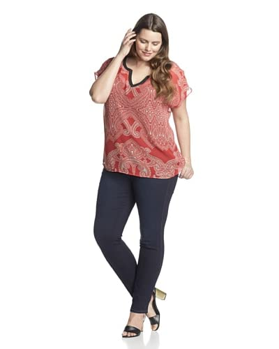 YASB Plus Women's Short Sleeve Top