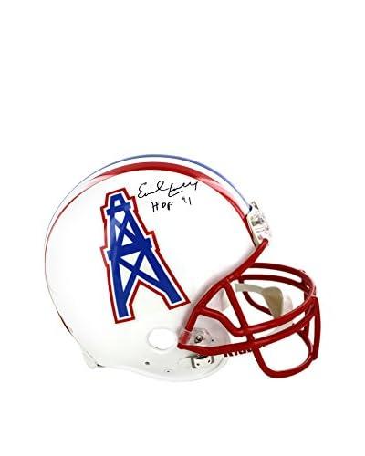 Steiner Sports Memorabilia Earl Campbell Houston Oilers 1981-1996 Model Authentic Helmet Inscribed ...