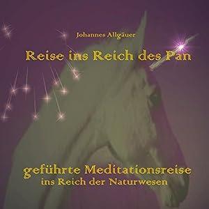 Reise ins Reich des Pan. Geführte Meditationsreise Hörbuch