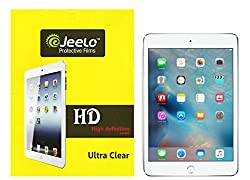 Jeelo HD Clear Screen Guard for Apple iPad Mini 4
