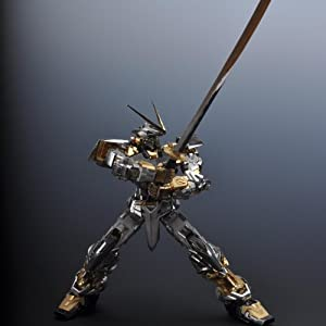 A Gundam Is Made From Metal Mbf-p02, Gundam Astray Red Frame - Pg - Good Guy