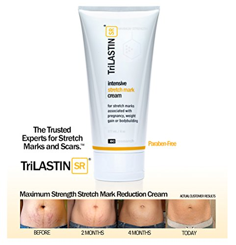 TriLastin+SR NEW! TriLASTIN SR Maximum Strength Stretch Mark Cream 5.5oz