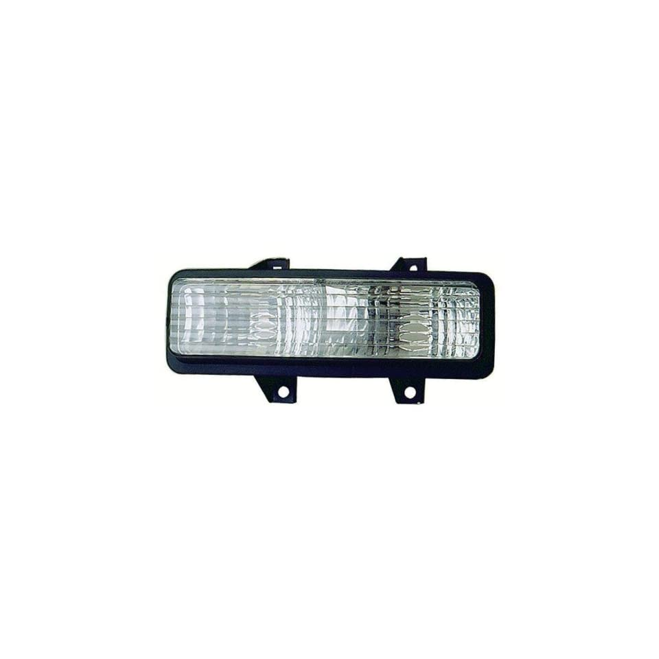 Chevy/GMC Replacement Turn Signal Light (Dual Headlight)   Driver Side
