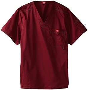 Dickies Generation Flex Mens Youtility Scrub Top from Dickies