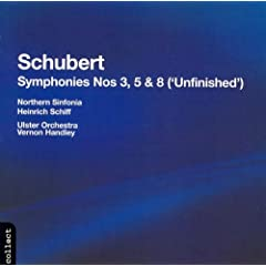 "Symphony No. 8 in B minor, D. 759, ""Unfinished"" : II. Andante con moto"
