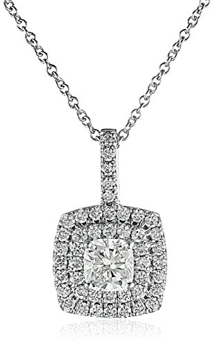 14k-White-Gold-Cushion-Diamond-Halo-Pendant-Necklace-1-cttw-H-I-ColorI1-Clarity