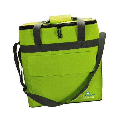 Outdoorer Cool Butler 40 - Borsa refrigerata, colore: Verde
