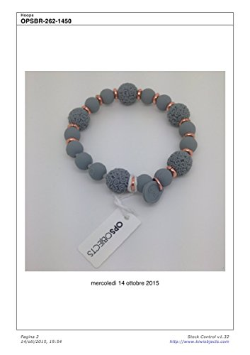 bracciale donna gioielli Ops Objects Boule Chic trendy cod. OPSBR-262