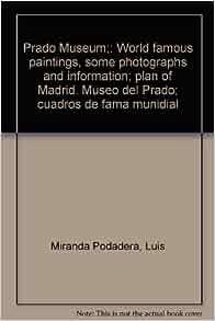 ; cuadros de fama munidial: Luis Miranda Podadera: Amazon.com: Books