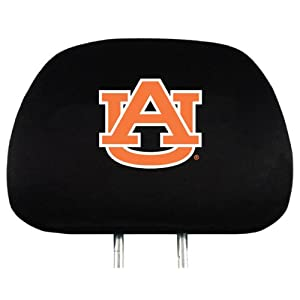Buy NCAA Auburn Tigers Tigers Automotive Head Rest Covers by Team ProMark