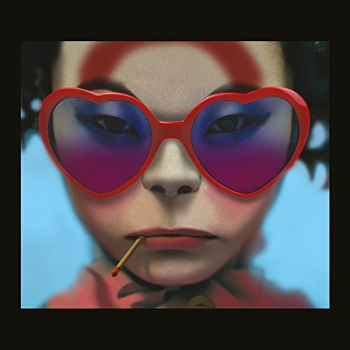 CD : Gorillaz - Humanz [Explicit Content] (Limited Edition)