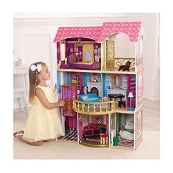 Kidkraft Belmont Manor Multi-Story Wooden Dollhouse