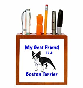 Friend is Boston Terrier J 'n L Boston Terriers