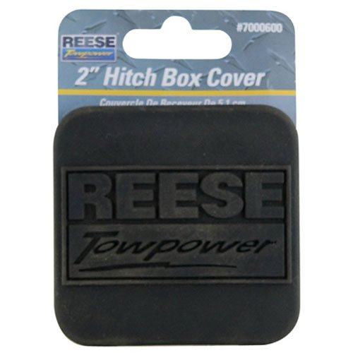 Reese Towpower 7000600 Receiver Tube Cover (Reese Receiver Hitch Cover compare prices)