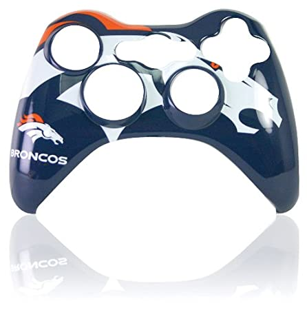 Xbox 360 Official NFL Denver Broncos Controller Faceplate