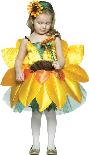 Sunflower Infant Costume
