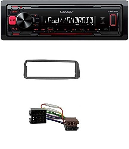 Kenwood-MP3-USB-Autoradio-fr-Peugeot-206-ab-1998