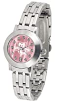 Marquette Golden Eagles Dynasty Ladies Watch with Mother of Pearl Dial