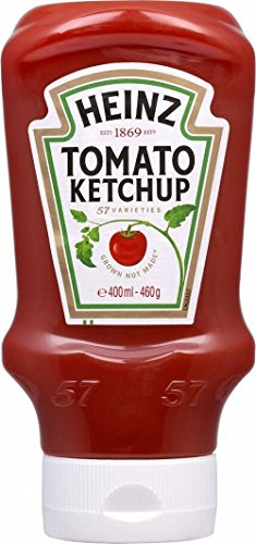 Heinz Tomato Ketchup (460G) front-585737