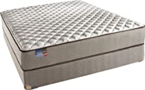Big Sale Simmons BeautySleep Marlanta Full Firm Mattress Set
