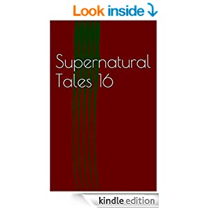 Supernatural Tales 16