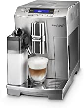 DeLonghi One Touch ECAM 28.466.M LatteCrema PrimaDonna S De Luxe Kaffee-Vollautomat (Milchbehälter)