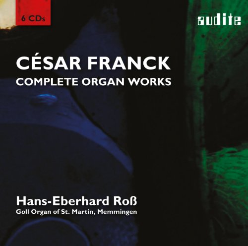 Buy Franck: Complete Organ Works From amazon