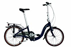 Dahon Ciao D5 Folding Bike, Baltic from Dahon