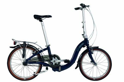 Dahon Ciao D5 Folding Bike, Baltic