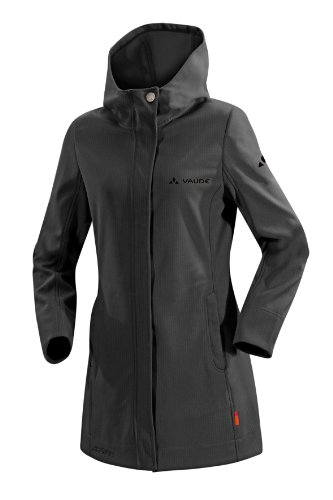 Vaude Belize Womens Jacket - UK 10,38EU, Black