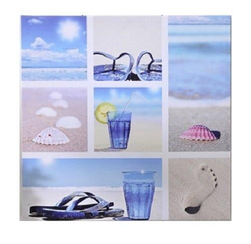Seashell Flip Flops front-484263
