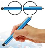 Wayzon BLUE High Capacitive Spongy Rubber Tip Custom Designed Touch Screen Stylus Pen Suitable For Asus P552w / P565 / P735 / P750 / P835 / PadFone 2