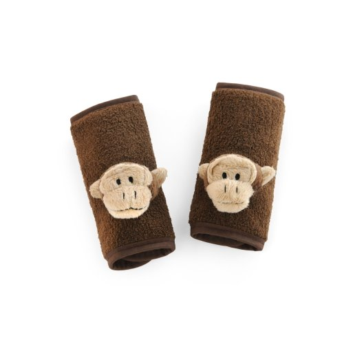 Eddie Bauer Strap Cover Buddies, Monkey (Discontinued by Manufacturer)