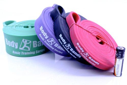 Body-bandes de résistance Formation Band Set # 4