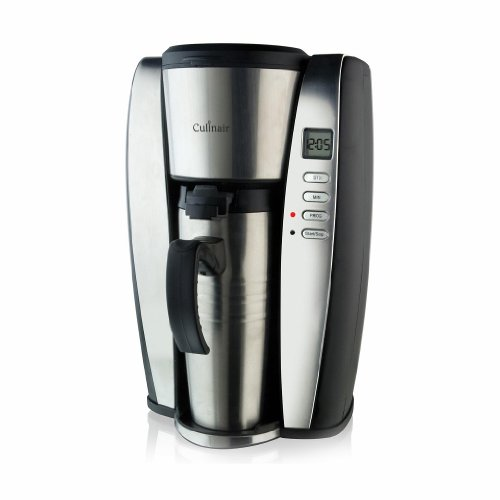 Culinair Programmable Single-Serve Coffee Brewer