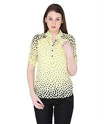 Fashion Tadka West Yellow Shirts For Women