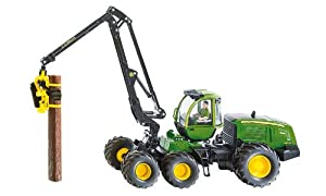 Amazon.com: Siku John Deere harvester: Toys & Games