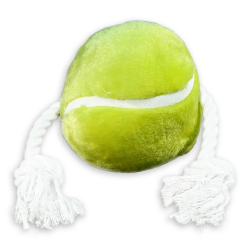 Squeeky Tennis Ball Dog Toy