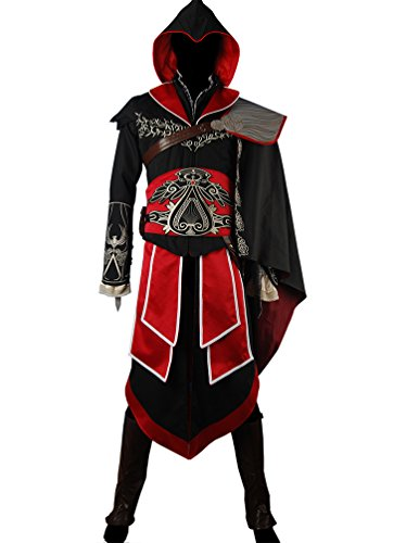 Brotherhood Assassins Creed Halloween Costume