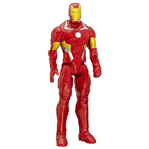 Marvel Titan Hero Series Iron Man (Hulk 12 Inch Action Figure compare prices)