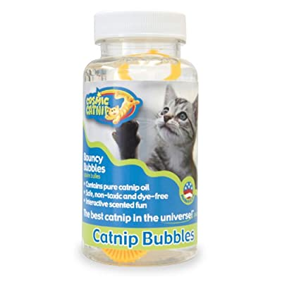 OurPets Bubbles Cat Toy, 5 oz