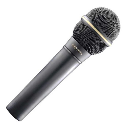 New Electro-Voice | Versatile Cardioid Handheld Dynamic N/Dym Vocal Microphone, N/D267As, Part Of A New Generation Of N/Dym ® Microphone, Designed For High Quality Vocal