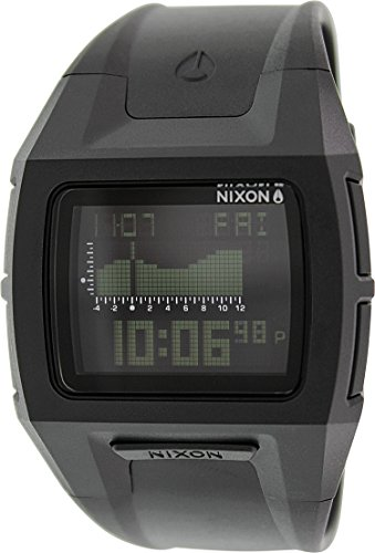 Nixon Small Lodown II Black A364-000 (Lodown Ii compare prices)