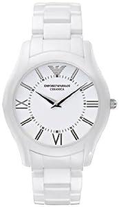 EMPORIO ARMANI - Unisex Relojes - ARMANI CERAMICO - Ref. AR1442