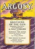 img - for ARGOSY Weekly: September, Sept. 14, 1940 (