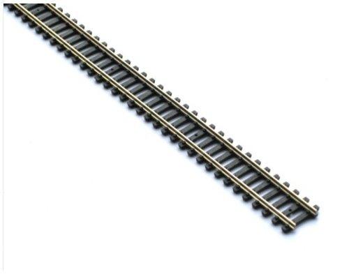 GT-Flexgleis-Neusilber-SCHWARZ-Spur-N-1160-kompatibel-zu-Gleisen-anderer-Hersteller-Code-80-203mm-Gleisprofilhhe-Gleislnge-730mm